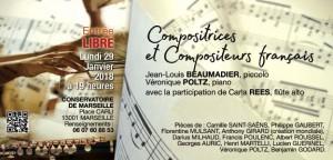 Compositrices et Compositeurs français